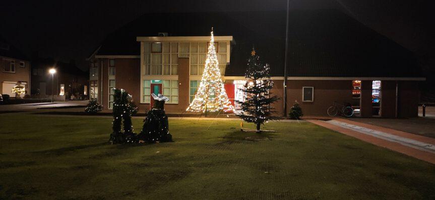 Kerstactie afgelopen